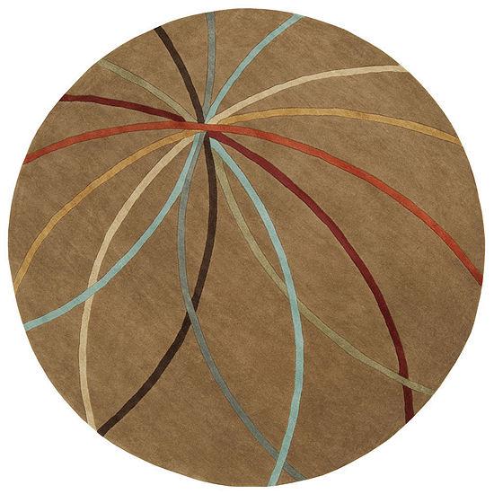 Decor 140 Obihiro Hand Tufted Round Indoor Rugs