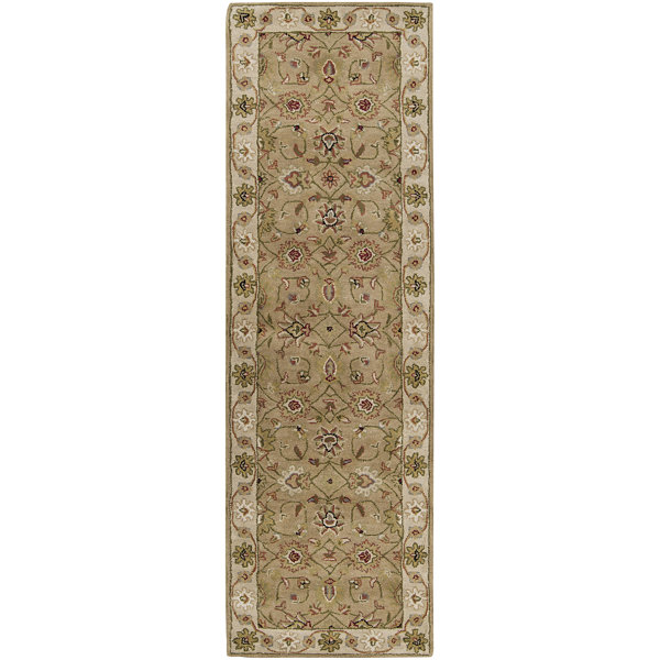 Decor 140 Justinian Hand Tufted Rectangular Runner