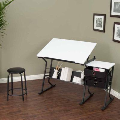 3-Pc. Eclipse Center Standing Desk