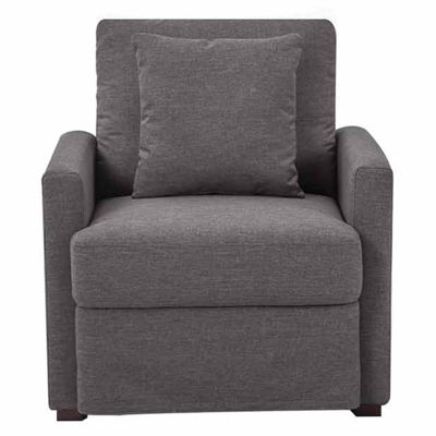 Boston Living Room Collection Roll-Arm Chair