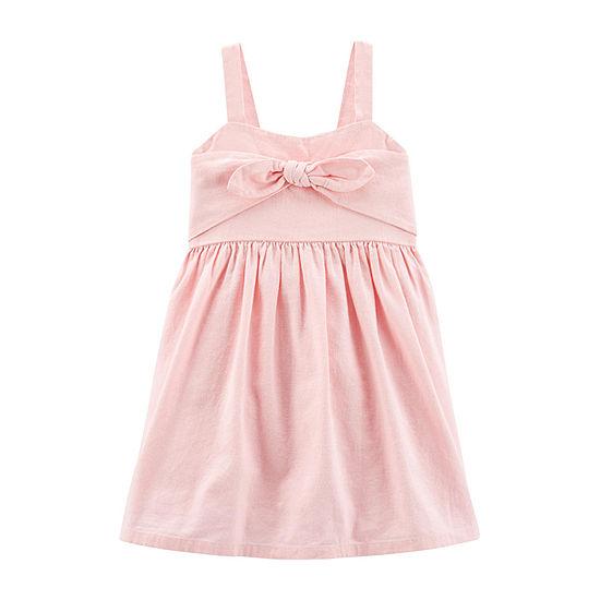 Carter's Girls Sleeveless Sundress - Toddler