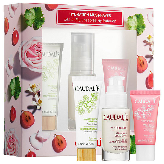 Caudalie Hydration Must Haves