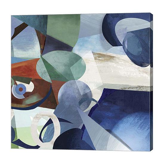 Metaverse Art Prism II Canvas Art