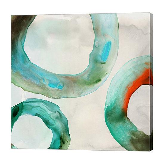 Metaverse Art Quartz I Canvas Art
