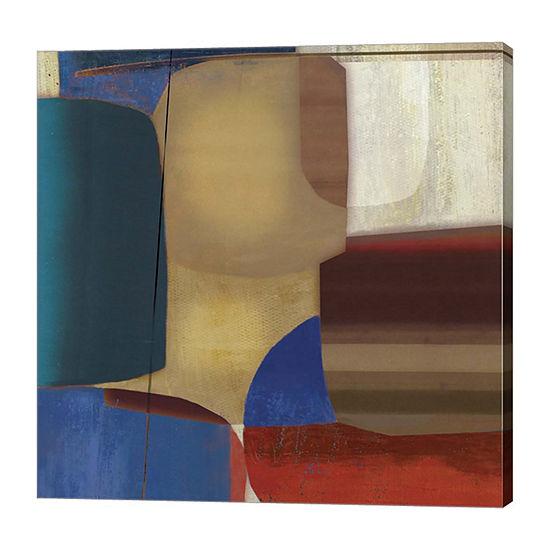 Metaverse Art Respite Canvas Art