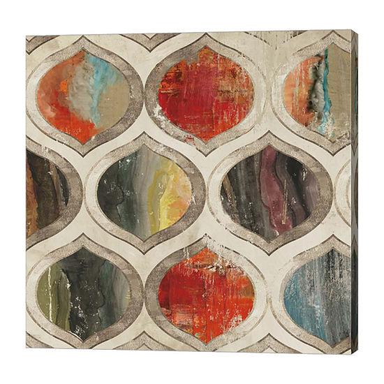 Metaverse Art Solaris Canvas Art