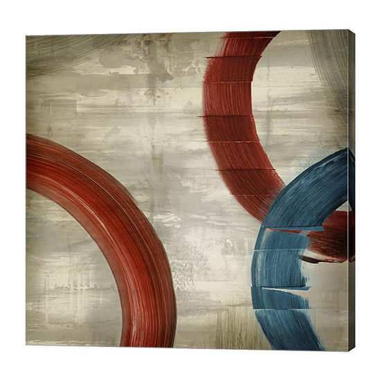 Metaverse Art Halcyon Canvas Art