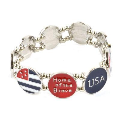 Mixit Americana Stretch Bracelet