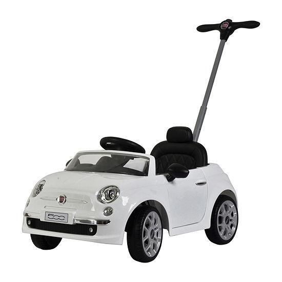 Best Ride On Cars Fiat Push Car Ride-On Car