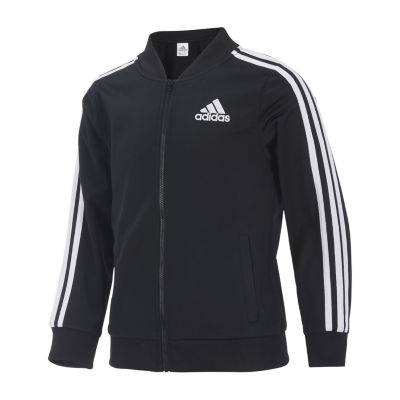 adidas-Big Kid Girls Lightweight Track Jacket