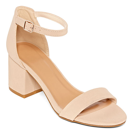 Bamboo Womens Highlight 06s Heeled Sandals
