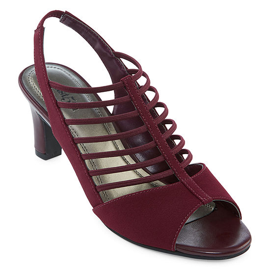 east 5th Womens Neville Heeled Sandals