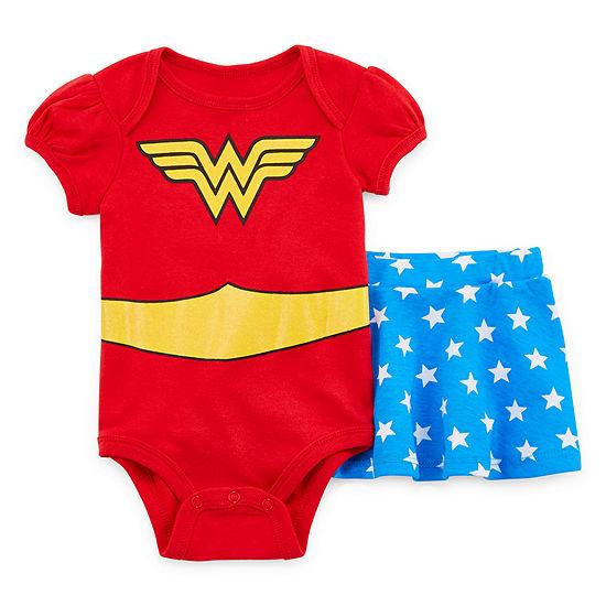 Warner Bros 2 Pc Skirt Set Baby Girls