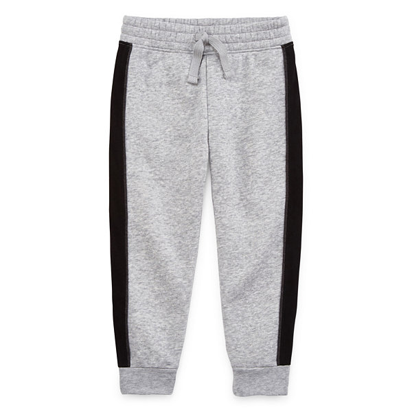 Okie Dokie Boys Cuffed Jogger Pant - Toddler