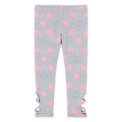 Okie Dokie Girls Legging - Toddler