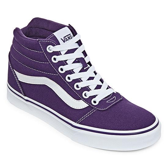 Vans Ward Hi Womens Skate Shoes