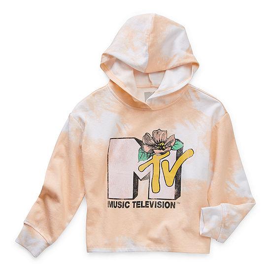 Mtv Little & Big Girls Hoodie