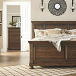 Signature Design by Ashley® Prestonwood Panel Bed