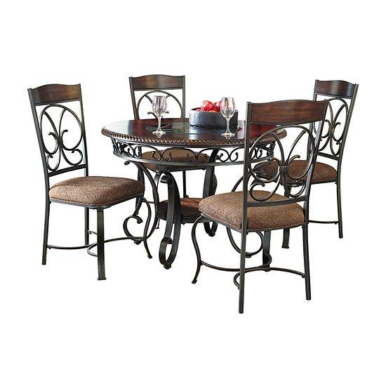 Signature Design by Ashley® Glambrey 5-Piece Dining Set