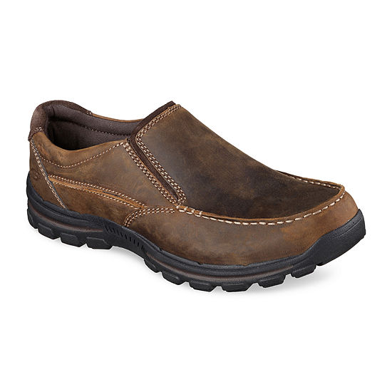 Skechers Rayland Mens Casual Slip On Shoes