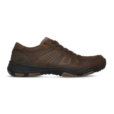 skechers 174 larson nerick mens casual lace up shoes jcpenney