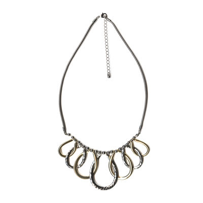 Bold Elements™ Teardrop Necklace