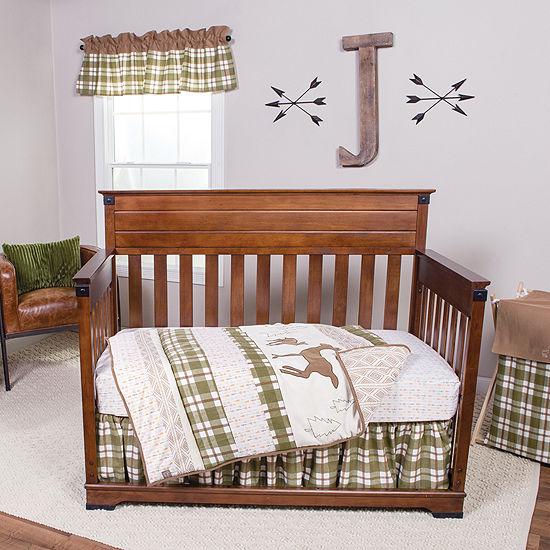 Trend Lab® Deer Lodge 3-pc. Crib Bedding Set