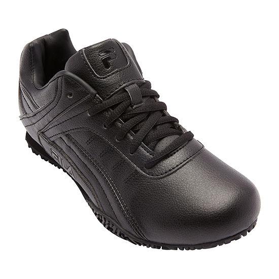 Fila Memory Elleray 5 Womens Slip Resistant Sneakers JCPenney 3943dd43a5
