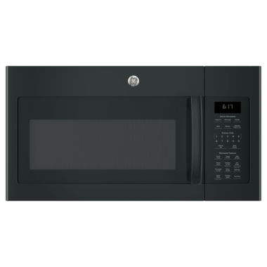 GE® Appliances 1.7 cu. ft. Over-The-Range® Sensor Microwave Oven