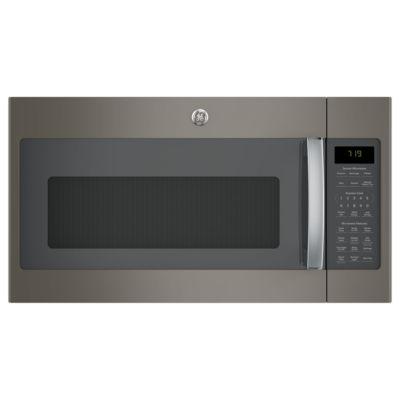 GE® 1.9 cu. ft. Over-The-Range® Sensor Microwave Oven