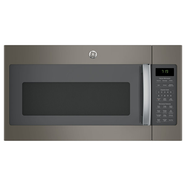 GE® 1.9 cu. ft. Over-The-Range® Sensor Microwave Oven