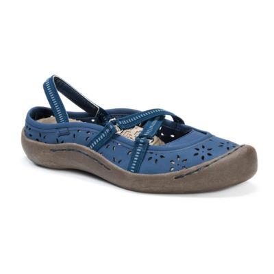 Muk Luks Womens Erin Slip-On Shoe Closed Toe