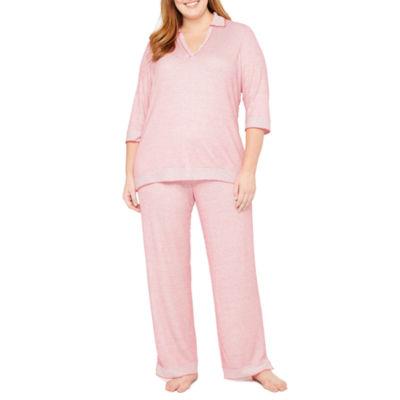 Liz Claiborne 2-pc. Pant Pajama Set
