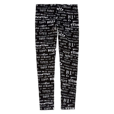 Total Girl Leggings - Big Kid Girls