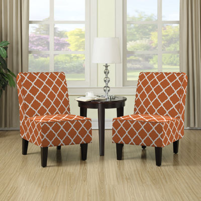 Brodee Slipper Chair Set