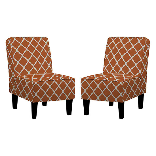 Furniture At Jcpenney: Brodee Slipper Chair Set JCPenney