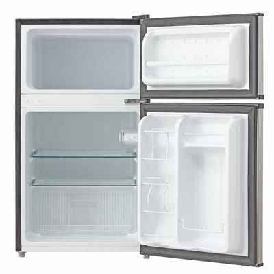 Norpole ENERGY STAR® 3.4 cu. ft. 2-Door Mini Refrigerator