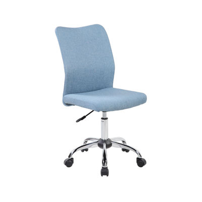 Techni Mobili Modern Armless Office Chair