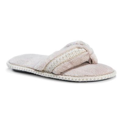 Muk Luks Darlene Slip-On Slippers