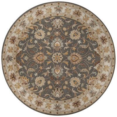 Decor 140 Adley Hand Tufted Round Rugs