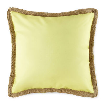Linden Street Square Outdoor Pillow