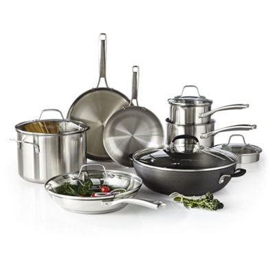 Calphalon® Classic 10-pc. Stainless Steel Cookware Set