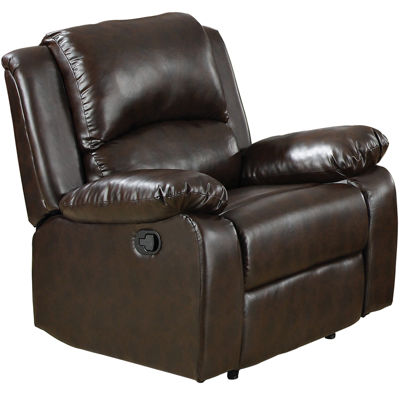 Bostonville Faux-Leather Recliner