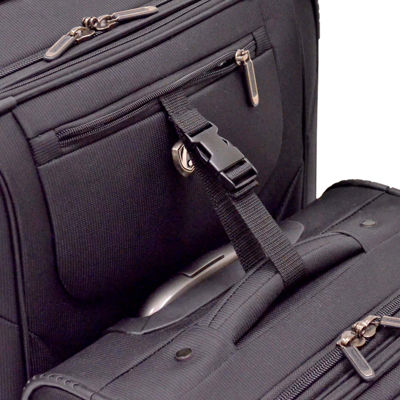 "Traveler's Choice® Cornwall 26"" Spinner Luggage"