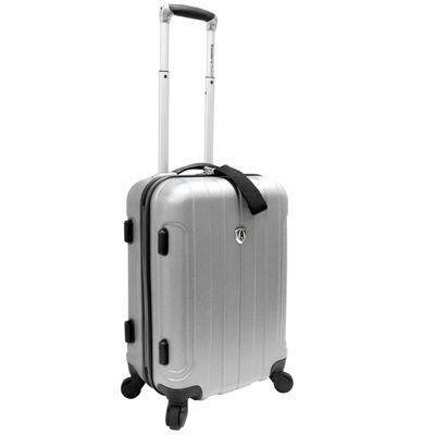 """Traveler's Choice® Cambridge 20"""" Hardsided Spinner Luggage"""