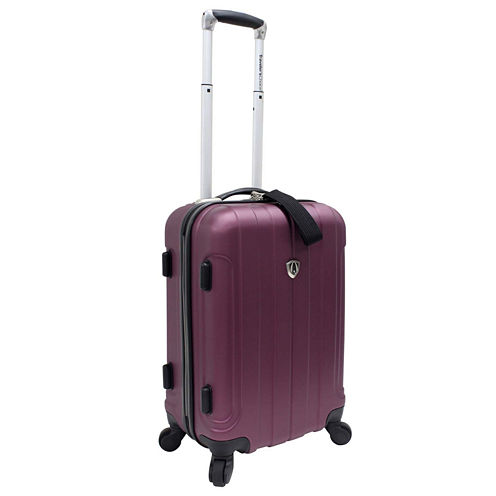 Traveler's Choice® Cambridge Carry-On Spinner Luggage