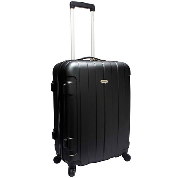 "Traveler's Choice® Rome 25"" Hard-Shell Spinner Upright Luggage"
