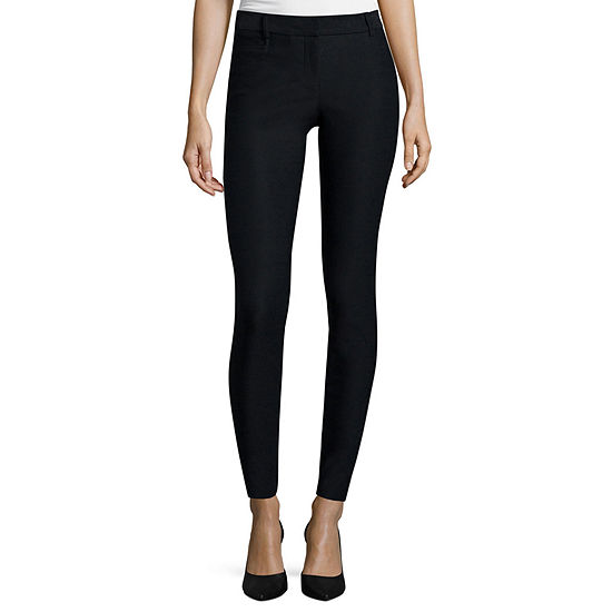 by&by-Juniors Womens Mid Rise Legging