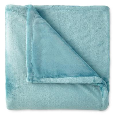 Royal Velvet® Silk Touch Blanket