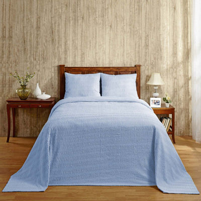 Better Trends Natick Chenille Bedspread